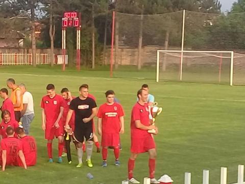 FK Petar Dobrnjac FK Burovac kup